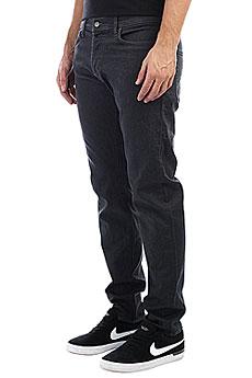 Джинсы прямые Carhartt WIP Klondike Pant Grey(rinsed)