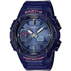 Электронные часы женский Casio Baby-g Bga-230s-2a Blue
