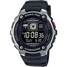 Электронные часы Casio Collection Ae-2000w-1b Black
