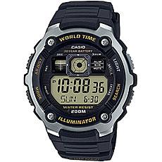 Электронные часы Casio Collection Ae-2000w-9a Black