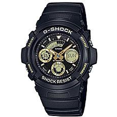 Электронные часы Casio G-Shock Aw-591gbx-1a9 Black