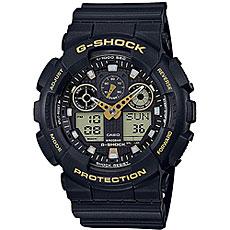 Электронные часы Casio G-Shock Ga-100gbx-1a9 Black
