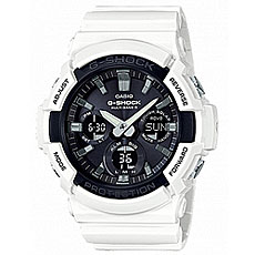Электронные часы Casio G-Shock Gaw-100b-7a White/Black