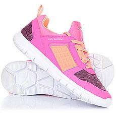 Кроссовки детские Anta W32715510-1 Pink