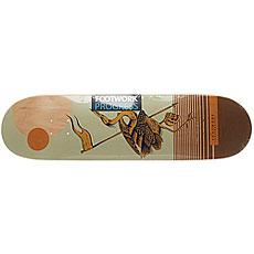 Дека для скейтборда Footwork Progress Artist Series Moon 32.1 x 8.375 (21.3 см)