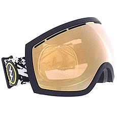 Маска для сноуборда Electric Eg2 Bones/Brose/Gold Chrome