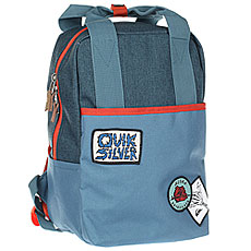 Рюкзак городской детский Quiksilver Tote Backpack Real Teal