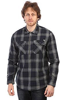 Рубашка в клетку Carhartt WIP Portland Shirt Navy