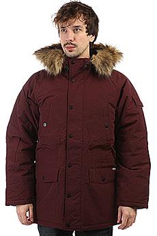 Куртка зимняя Carhartt WIP Anchorage Parka Amarone/Black