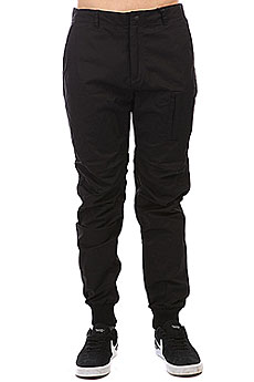 Штаны прямые Penfield Howland Twill Pants Black