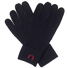Перчатки Fred Perry Merino Wool Gloves Navy
