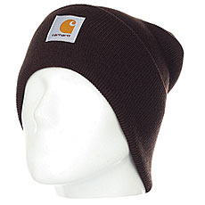Шапка Carhartt WIP Acrylic Watch Hat Tobacco
