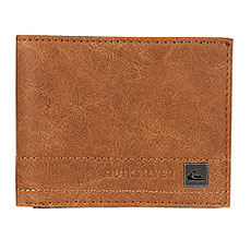 Кошелек Quiksilver Stitchywalletii Tobacco Brown