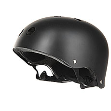 Шлем для скейтборда Madrid Helmet Black