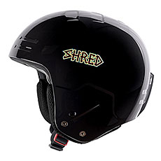 Шлем для сноуборда Shred Basher Shrasta Black