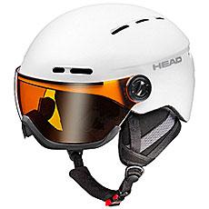 Шлем для сноуборда Head Knight Pro С Визором (2 Визора В Комплекте) White