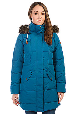 Куртка женская Roxy Ellie Ink Blue