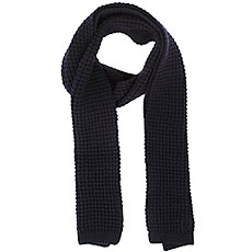 Шарф Fred Perry Pineapple Stitch Scarf Navy