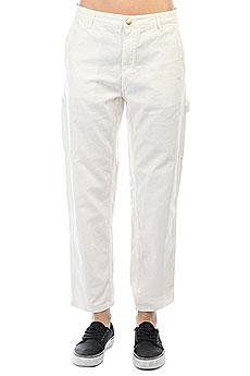 Штаны прямые женские Carhartt WIP Pierce Pant Wax (stone Washed)