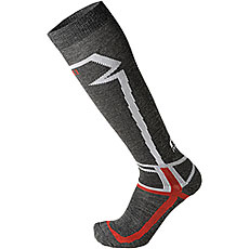 Носки высокие Mico Basic Ski Sock In Wool Antracite