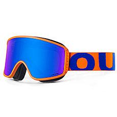 Маска для сноуборда OUT OF Shift (фотохром) Blue Orange(the One Gelo)