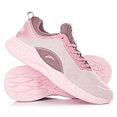 Кроссовки женские Anta 82817711-2 Розовые