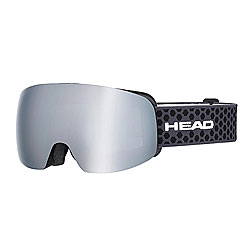 Маска для сноуборда Head Galactic + Доп Линза Silver