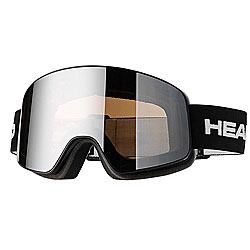 Маска для сноуборда Head Horizon Race + Доп Линза Black