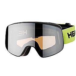 Маска для сноуборда Head Horizon Race + Доп Линза Lime