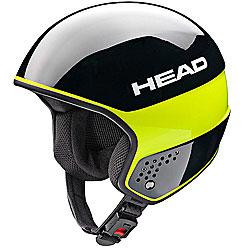 Шлем для сноуборда Head Stivot Race Carbon Black/Lime
