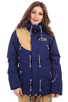 Куртка утепленная женская Picture Organic Cooler Dark Blue