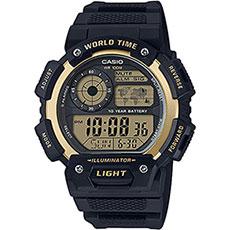 Электронные часы Casio Collection Ae-1400wh-9a