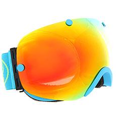 Маска для сноуборда Vizzo Spherix Red Mirror/Blue