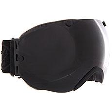 Маска для сноуборда Vizzo Spherix Dark Smoke Mirror