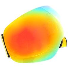 Маска для сноуборда Vizzo Flame Red Mirror/Yellow