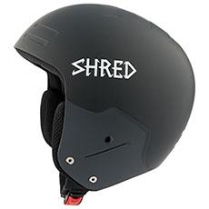 Шлем для сноуборда Shred Basher Noshock Blackout Black