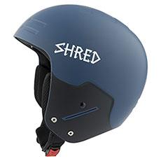 Шлем для сноуборда Shred Basher Noshock Grab Navy Blue