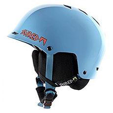 Шлем для сноуборда Shred Half Brain Skyward Neon Blue