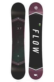 Сноуборд Flow Venus Real Black