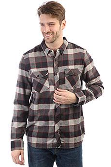 Рубашка в клетку Element Tacoma 2.0 Flint Black