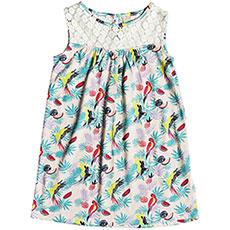 Платье детское Roxy Single Soul Tropical Peach Parro