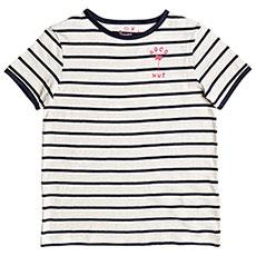 Футболка детская Roxy Tellingstories Dress Blue Nautic St