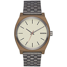 Кварцевые часы Nixon Time Teller Bronze/Gunmetal