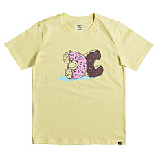 Футболка детская Quiksilver Donut Crush Lemon Meringue