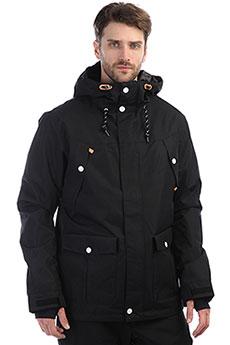 Куртка утепленная Colour Wear Charge Jacket Black