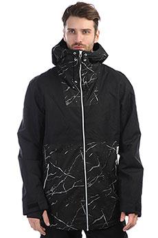 Куртка утепленная Colour Wear Block Jacket Black Marble