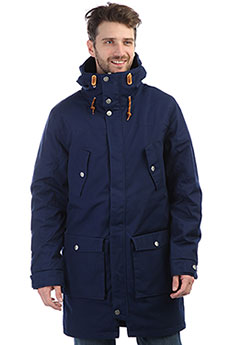 Куртка парка Colour Wear Storm Parka Midnight Blue