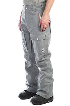 Штаны сноубордические Colour Wear Flight Pant Grey Melange