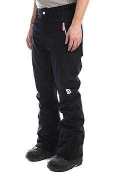 Штаны сноубордические Colour Wear Sharp Pant Black