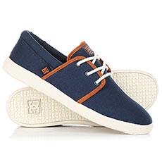 Кеды низкие DC Shoes Haven Nc5 Navy/Dk Chocolate